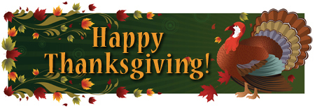2014-11-09 - Thanksgving Banner