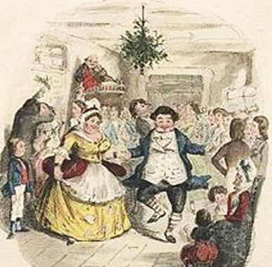 Fezziwig's Christmas Party